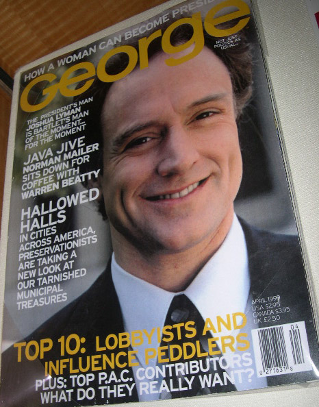 george cover: