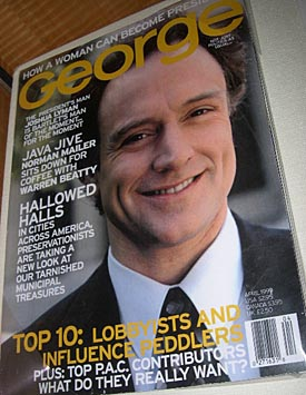 Fake George Magazine